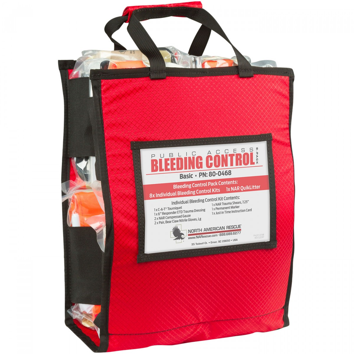 Bleeding Control Kit | Education for Life | Boston, MA